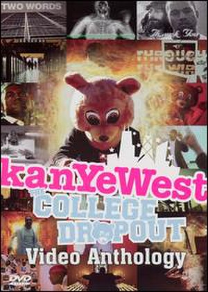 The College Dropout Video Anthology - Image: Dropoutvideoantholog y