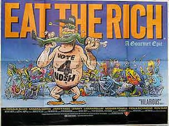 Eat the Rich (film) - Image: Eat The Rich (movie)