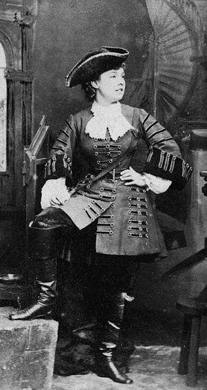 Ethel Lavenu - Lavenu in The Duke's Motto, performed at the Royal Lyceum Theatre, London in 1863