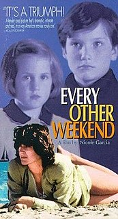 <i>Every Other Weekend</i> (film) 1990 film directed by Nicole Garcia