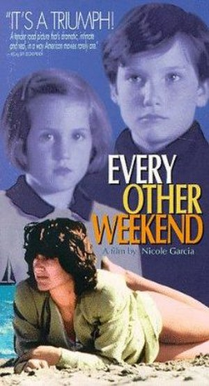 Every Other Weekend (film) - Film poster
