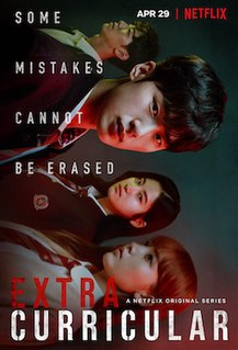 <i>Extracurricular</i> (TV series) 2020 South Korean television series