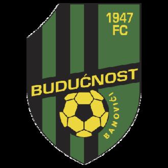 FK Budućnost Banovići - Image: FK Buducnost Banovici logo