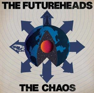The Chaos (album) - Image: FUTUREHEADS THE CHAOS COVER