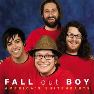 America's Suitehearts - Image: Fall Out Boy America's Suitehearts