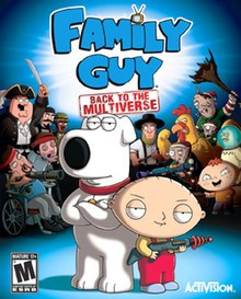 Family Guy: Back to the Multiverse - Wikipedia