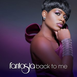 Back to Me (Fantasia Barrino album) - Image: Fantasia backtome cover