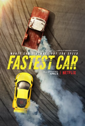 Fastest Car - Poster
