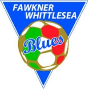 Fawkner-Whittlesea Blues - Image: Fawkner Whittle Sea