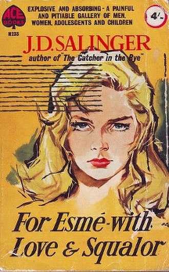 For Esmé—with Love and Squalor - Front cover (1960 edition)