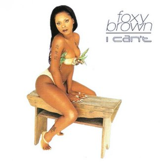 I Can't - Image: Foxy brown i can't