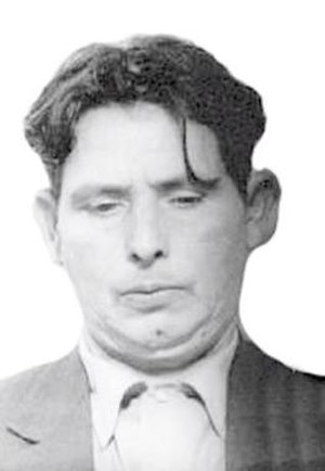 Francesco Barbaro (gangster) - Mugshot of Francesco Barbaro