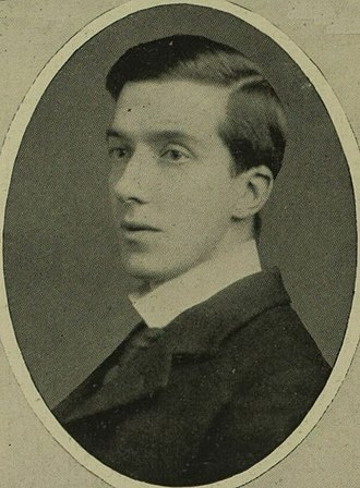 Francis Dyke Acland - circa 1908