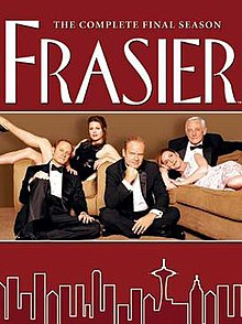 Frasier Season 11 Wikipedia