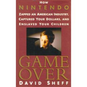 Game Over (book) - Cover of the first edition