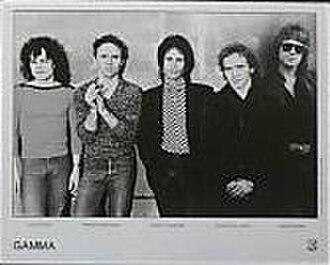 Gamma (band) - Gamma, 1980.