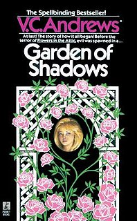 <i>Garden of Shadows</i> novel by V. C. Andrews