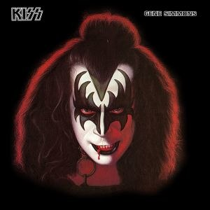 Gene Simmons (album) - Image: Gene Simmons (album) cover