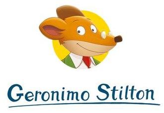 Geronimo Stilton - Current Geronimo Stilton logo used since 2015