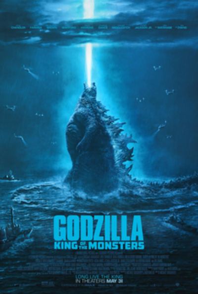 Picture of a movie: Godzilla: King Of The Monsters
