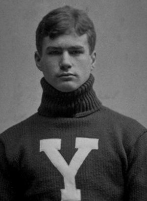 "1898 College Football All-America Team - Gordon ""Skim"" Brown of Yale captained the 1900 Yale football team which was referred to as the ""Team of the Century""."