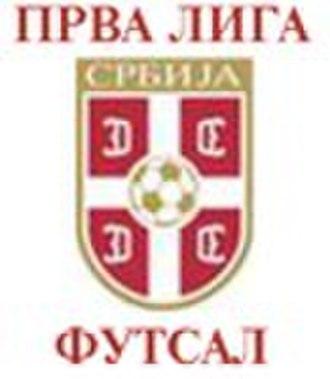 Serbian Prva Futsal Liga - Image: Grbfutsal