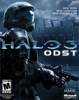 <i>Halo 3: ODST</i> 2009 video game