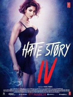 <i>Hate Story 4</i> 2018 film by Vishal Pandya