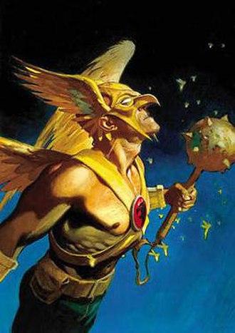 Hawkman - Image: Hawkman v 4 1