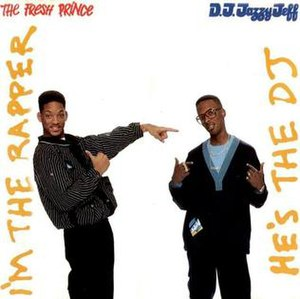 He's the DJ, I'm the Rapper - Image: He's the DJ