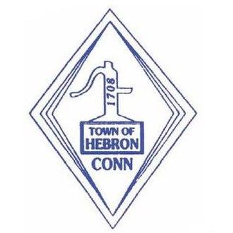 Hebron, Connecticut - Image: Hebron C Tseal