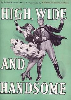 <i>High, Wide, and Handsome</i> 1937 film by Rouben Mamoulian