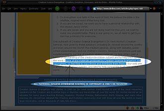 Kent Hovind - Kent Hovind/Creation Science Evangelism copyright policy prior to September 2007
