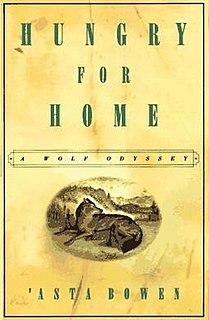 <i>Wolf: The Journey Home</i> young fiction novel