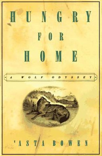 Wolf: The Journey Home - First edition cover, published in 1997