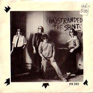 (I'm) Stranded (song) - Image: Im Stranded