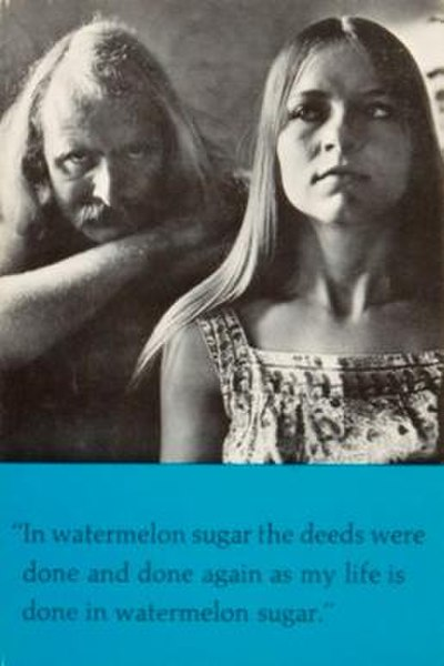 Picture of a book: In Watermelon Sugar