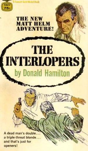 The Interlopers (novel) - 1969 paperback edition