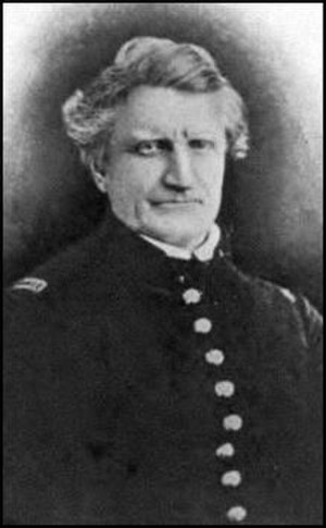 John H. Winder - Winder as a U.S. Army captain