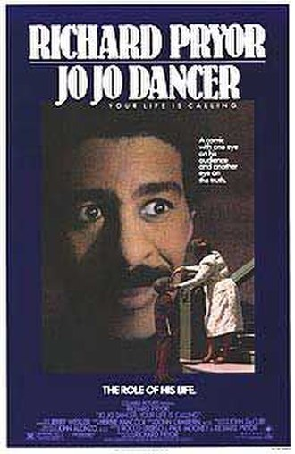 Jo Jo Dancer, Your Life Is Calling - Theatrical release poster