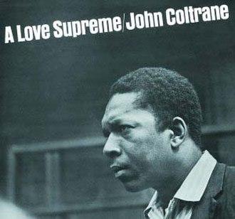 A Love Supreme - Image: John Coltrane A Love Supreme