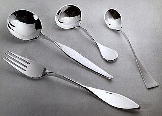 John Prip - Silver flatware set