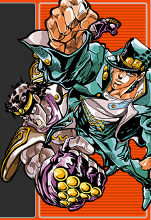 Jotaro Kujo Wikipedia 'great, i'm going to experience my first plane crash ever.' continue reading next part. wikipedia