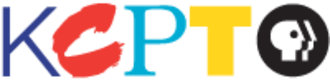 KCPT - Former KCPT logo, used from 1989 until February 9, 2016.