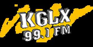 KGLX - Image: KGLX 99.1FM logo