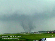 Image result for April 2003 tornadoes