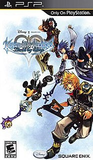 <i>Kingdom Hearts Birth by Sleep</i> video game