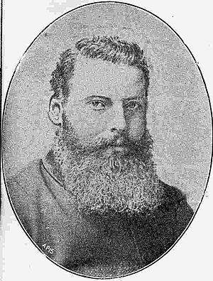 Luke Hayden - Luke Hayden around 1895