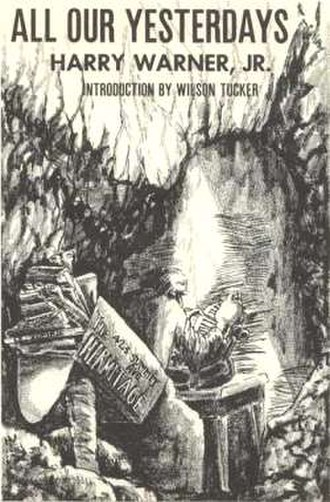 All Our Yesterdays (book) - First edition cover