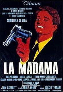 <i>Sexycop</i> 1976 film by Duccio Tessari